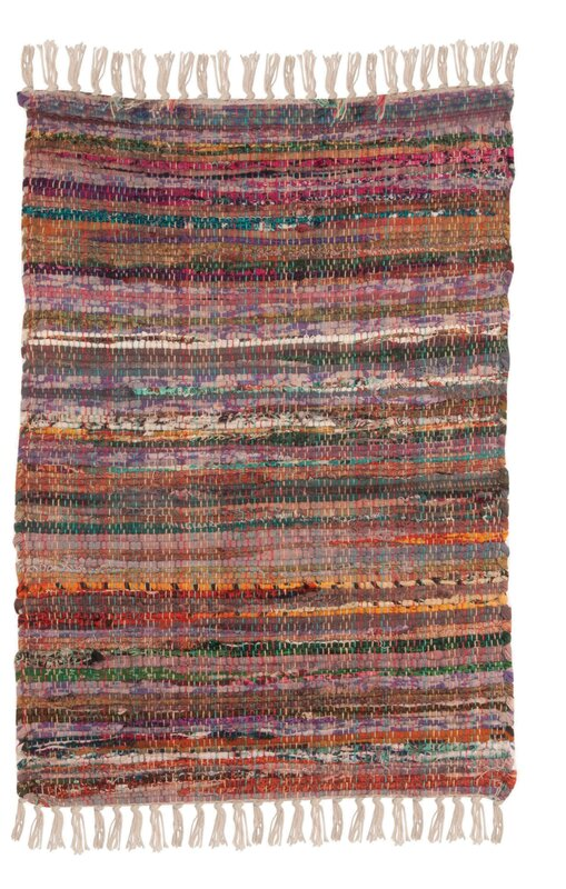 Ian Snow Hand Woven Multi Coloured Area Rug Amp Reviews