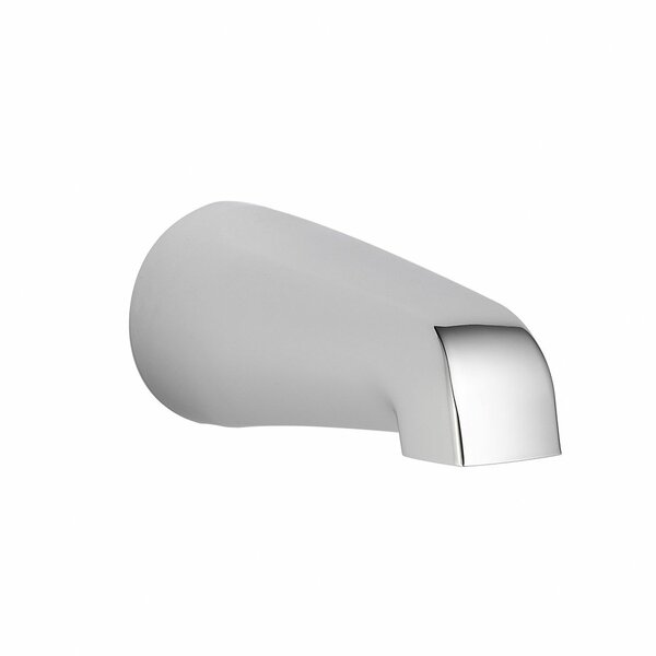 Foundations Wall Mounted Tub Spout Trim with Diverter by Delta Delta