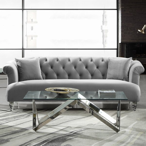 Our Offers Kingsville Sofa by Rosdorf Park by Rosdorf Park