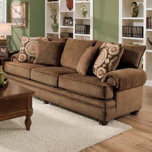 Price comparison Alcott Hill Westerville Twill Sofa