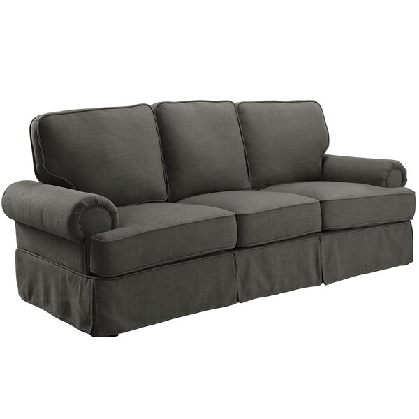 Matteo Transitional Sofa by August Grove