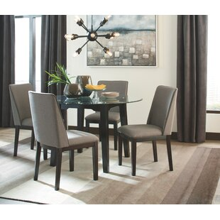 Peloquin 5 Piece Dining Set by George Oliver