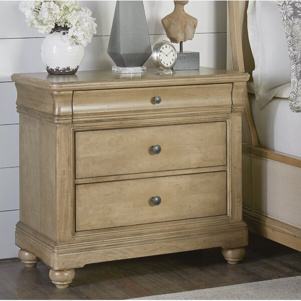 Ashby Woods 3 Drawer Dresser by One Allium Way