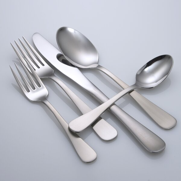 Annapolis 5-Piece Flatware Set by Liberty Tabletop