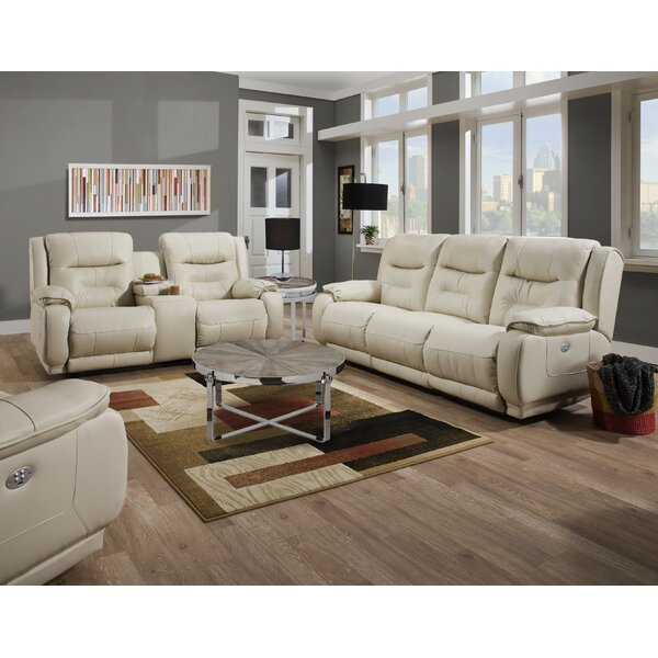 Crescent Reclining 2 Piece Living Room Set by Southern Motion
