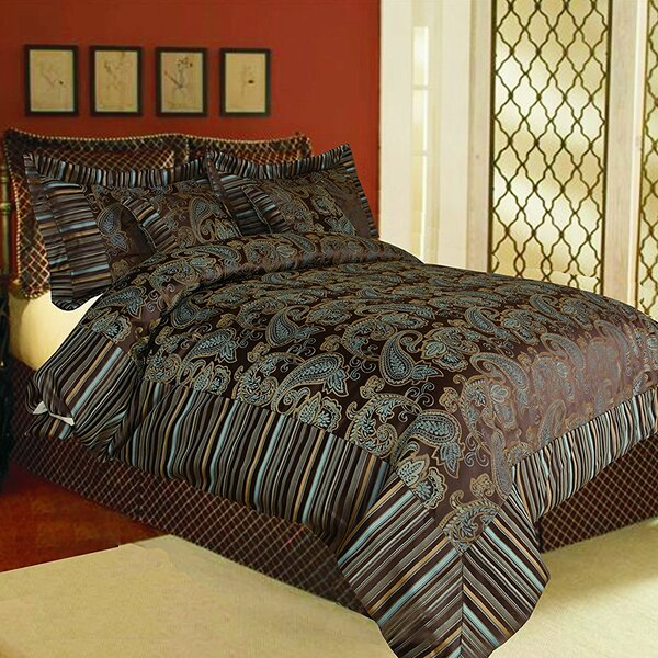 Eastern Spring Comforter Collection by Tache Home Fashion