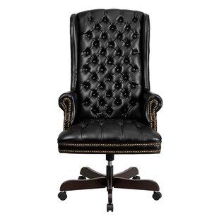High Back Tufted Accent Chair | Wayfair