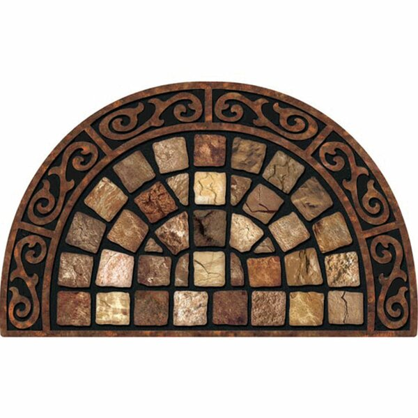Bulger Roman Road Doormat by Darby Home Co
