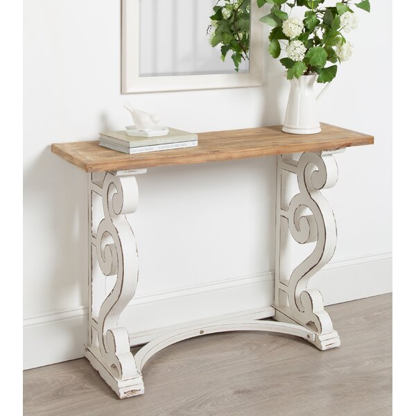 Lauer Console Table by Ophelia & Co.