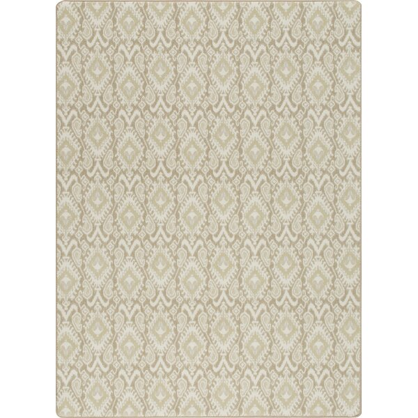 Glastonbury Crafted Area Rug by Bungalow Rose