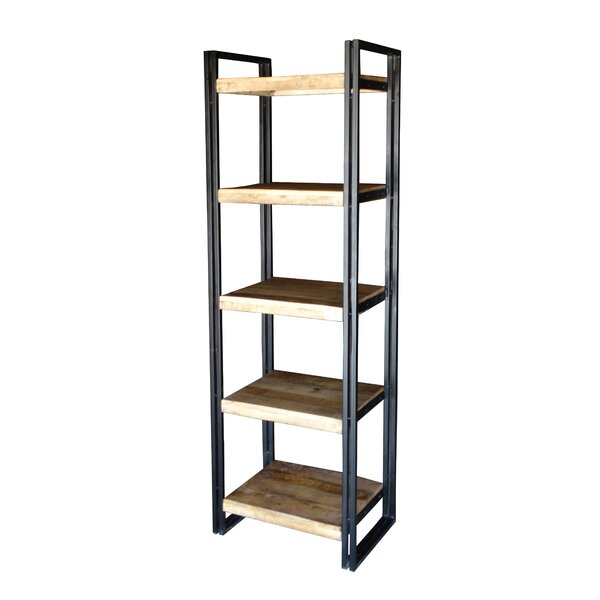 Shakira Handcrafted Etagere Bookcase by Mistana