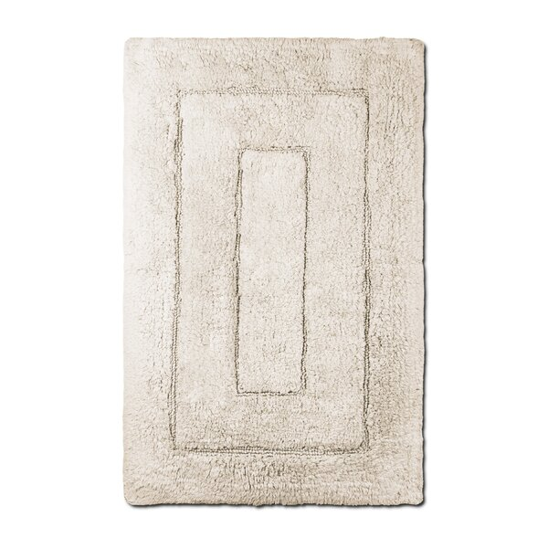 Bliss Egyptian Quality Cotton Luxury Bath Mat by Luxor Linens