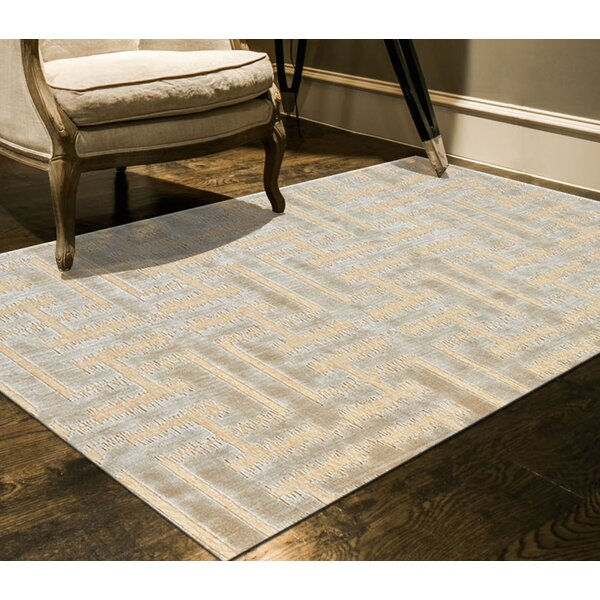 Adkins Cream/Ecru Area Rug by Willa Arlo Interiors