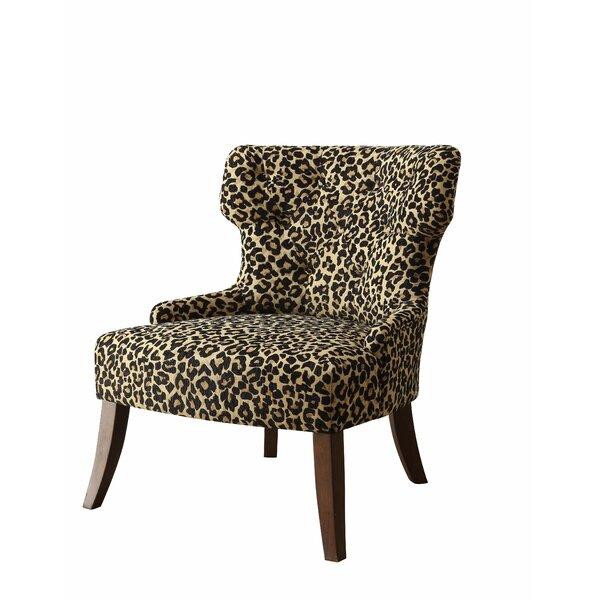 Nedra Wingback Chair by Bloomsbury Market