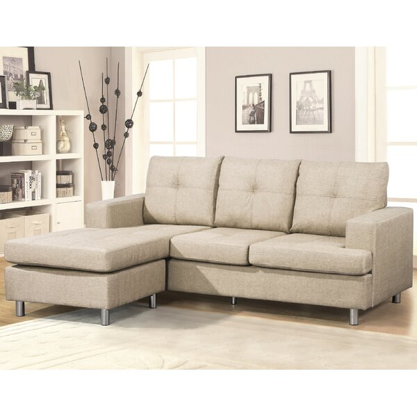 Looking for Stoneham Reversible Sectional By Zipcode Design 2019 Coupon