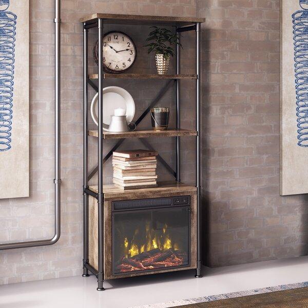 Millen Etagere Bookcase by Three Posts