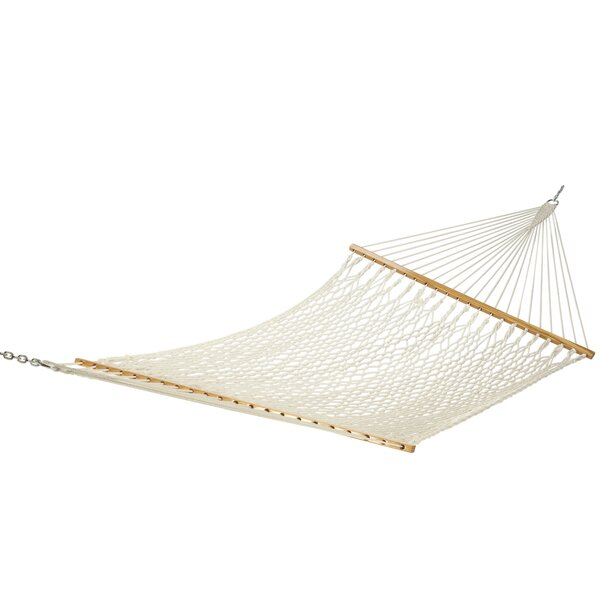 Hallberg Rope Polyester Tree Hammock by Highland Dunes