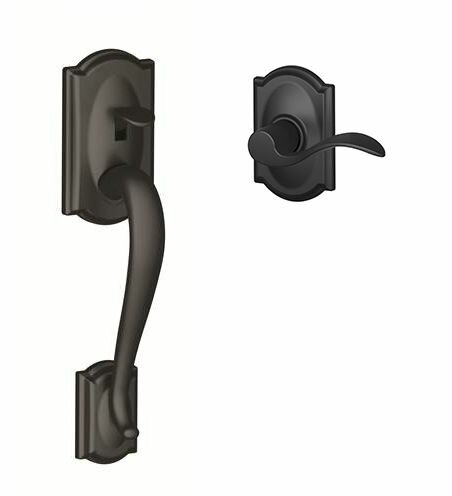Camelot Lower Half Handleset and Accent Lever by S