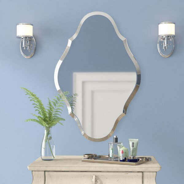 Egor Accent Mirror by Willa Arlo Interiors