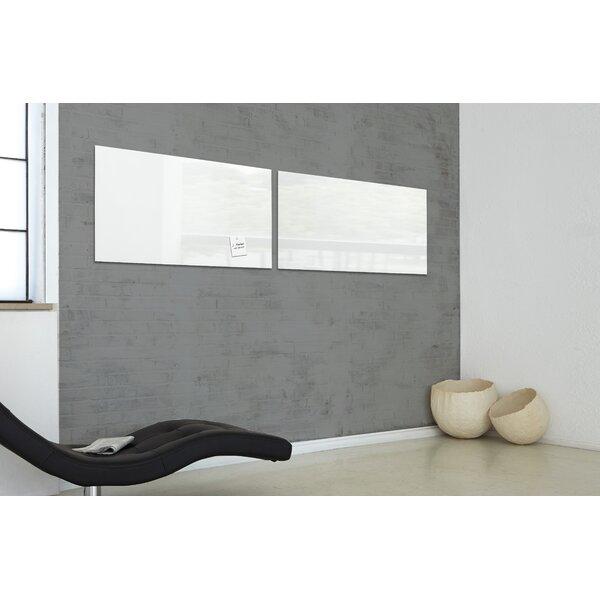 Sigel Magnetic Glass Board by Sigel