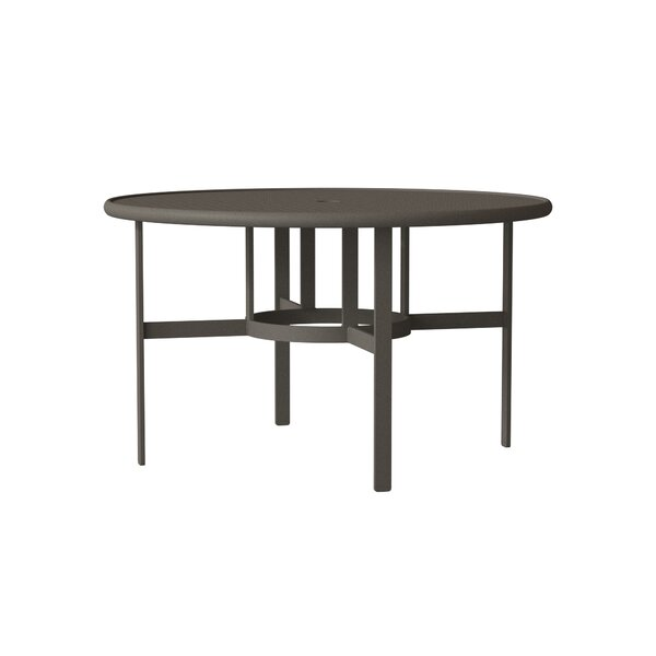 Boulevard Metal Dining Table by Tropitone Tropitone