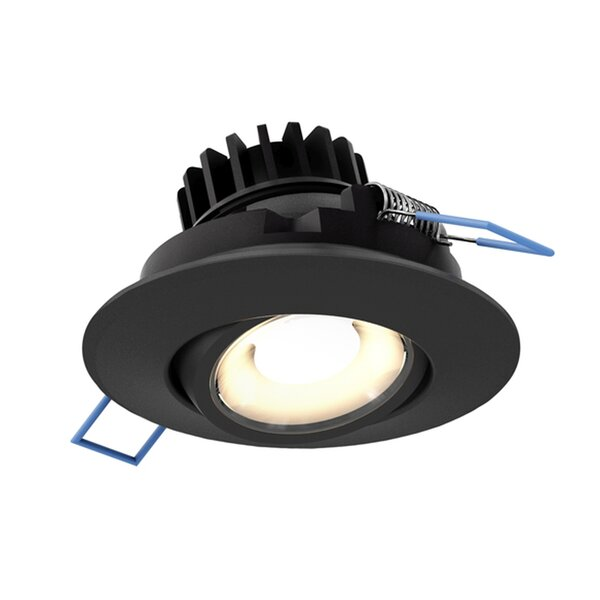 Gimbal 3 Open Recessed Trim by DALS Lighting