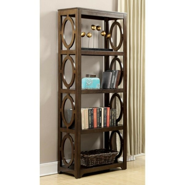 Mccaleb Extremely Eye Catchy Standard Bookcase by Ivy Bronx