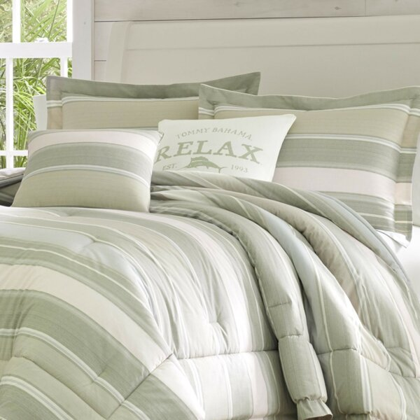 Serenity Cotton Reversible Comforter Set