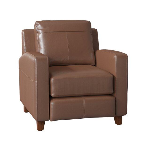 Skyline Armchair by Omnia Leather Omnia Leather