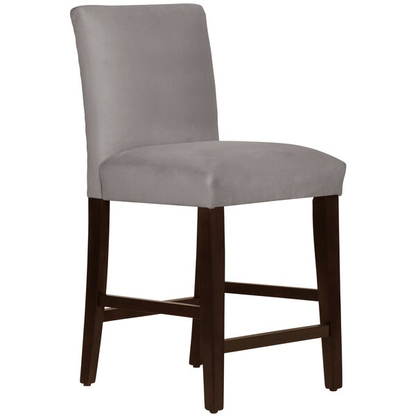 Connery 26 Bar Stool by Wayfair Custom Upholstery™