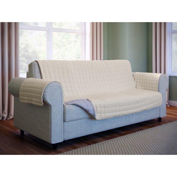 Wayfair Basics Box Cushion Sofa Slipcover By Wayfair Basics™ Wayfair Basics™