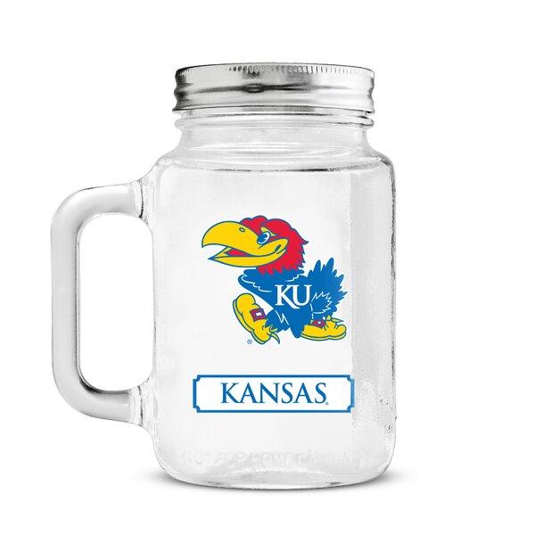 NCAA Mason Jar by DuckHouse
