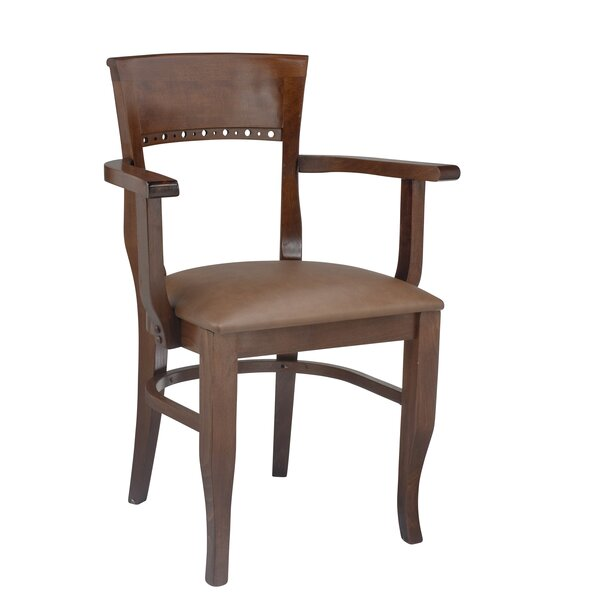 Soham Solid Wood Dining Chair by Charlton Home