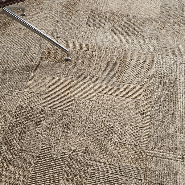 Franconia 24 X 24 Loop Carpet Tile By Mohawk Flooring.