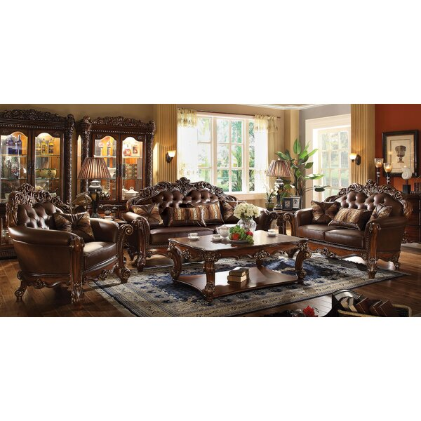 Welles Configurable Living Room Set by Astoria Grand