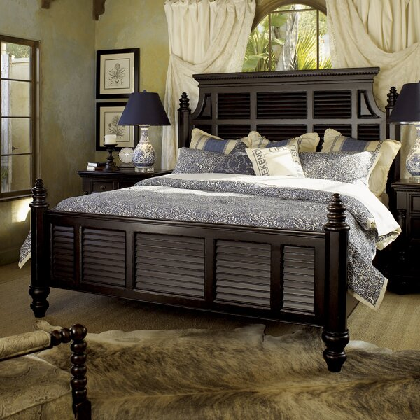 Design Kingstown Standard Bed By Tommy Bahama Home Discount