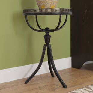 Find a Solomon End Table By Three Posts