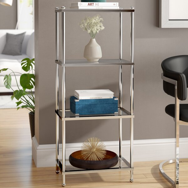 Stamford Etagere Bookcase by Wrought Studio