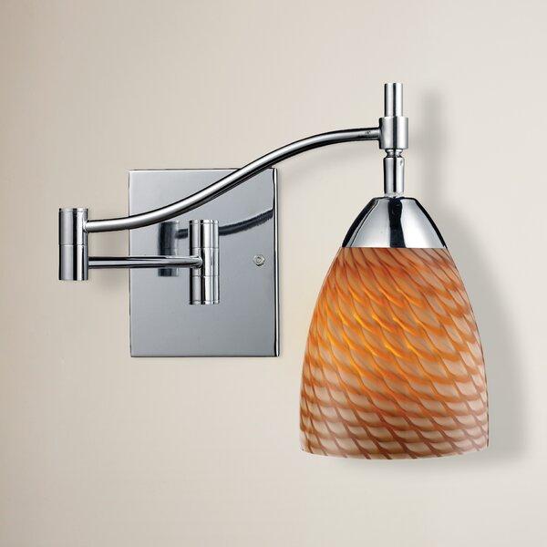 Ancelin Swing Arm Lamp by Bloomsbury Market
