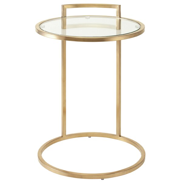 Compare Price Lily End Table