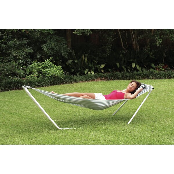 Hadlee Polyester Tree Hammock by Breakwater Bay