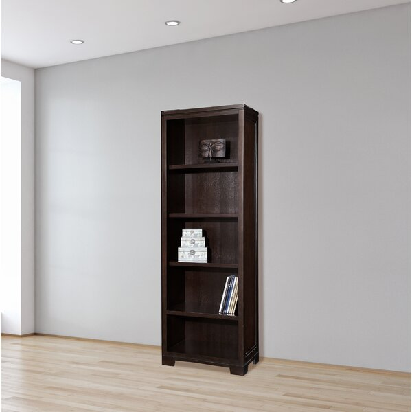 Lomanto Standard Bookcase By Red Barrel Studio
