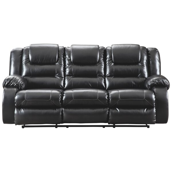Camellia Reclining Sofa by Red Barrel Studio
