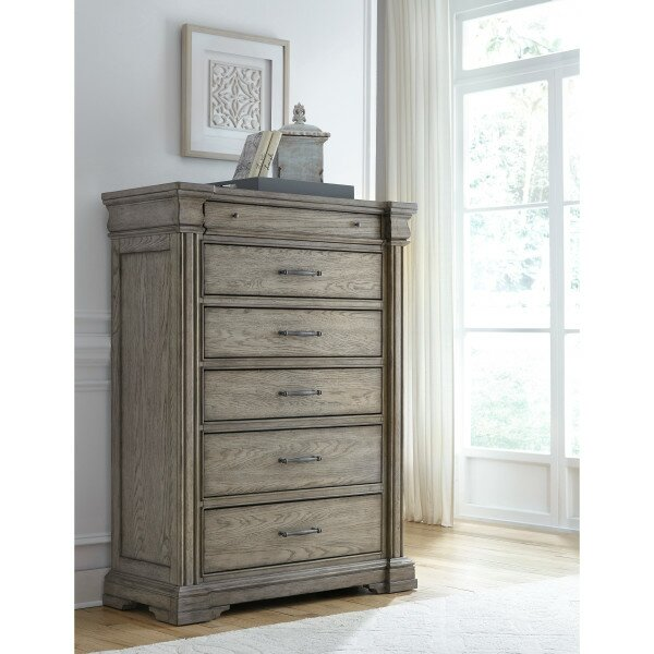 Goleta 5 Drawer Chest by Ophelia & Co.