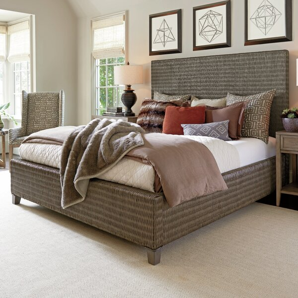Cypress Point Panel Bed by Tommy Bahama Home