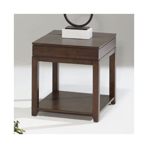 Daytona End Table by Progressive Furniture I..