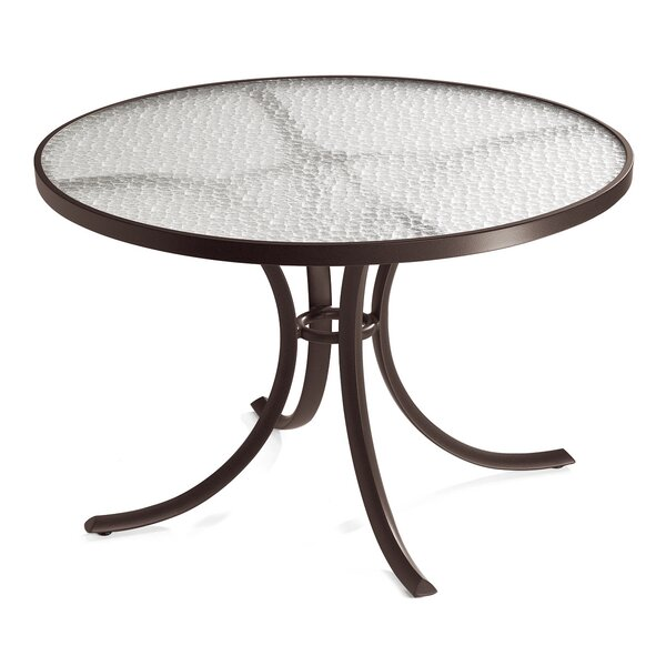 Banchetto Glass Dining Table by Tropitone Tropitone