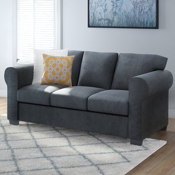 Fine Quality Belinda Sofa by Latitude Run by Latitude Run