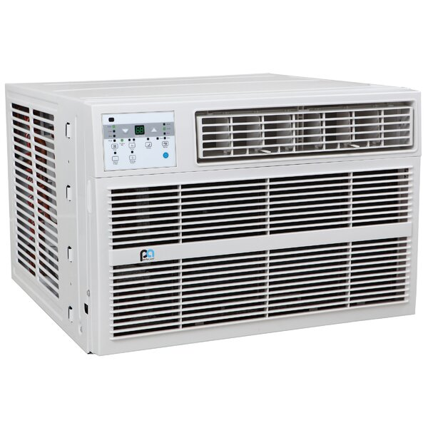8,000 BTU Window Air Conditioner with Remote by Perfect Aire