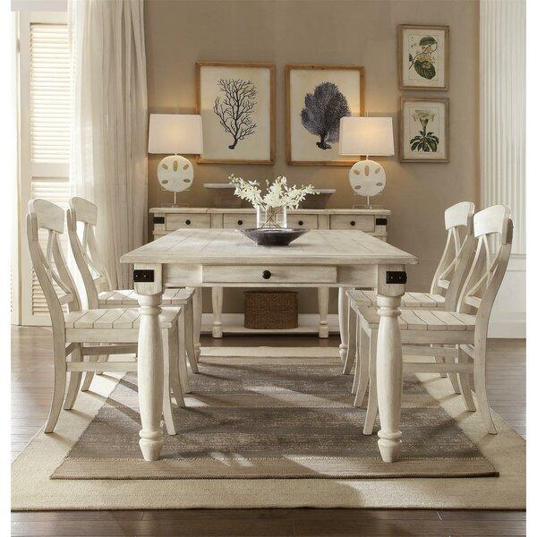 Calila 5 Piece Dining Set by Birch Lane™ Heritage